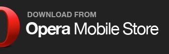 Gizmeo im Opera Mobile Store