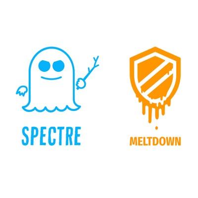 Meltdown & Spectre logo: CC0 Natascha Eibl